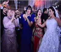 بالفيديو| دينا وفيفي عبده يتنافسان في وصلة رقص