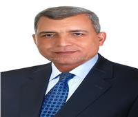 محافظ المنوفية يستقبل قائد قوات الدفاع الشعبي والعسكري بمكتبه