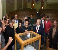 الخشت: جميع الطلبة أولادنا والجامعة المظلة الراعية للمصريين جميعًا