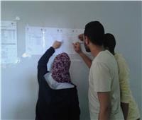بدء الجولة الأولى من انتخابات اتحاد الطلاب بجامعة أسوان