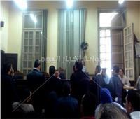 إغماءات وصراخ لأهالي «عفروتو» عقب صدور الحكم على المتهمين