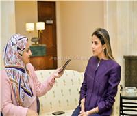 حوار| سارة أبو شعر: منتدى الشباب «الأفضل عالميًا».. والاهتمام بالتعليم ضرورة لبناء قادة المستقبل