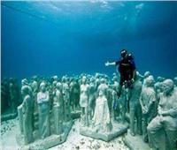 حكايات| «إسكندرية المفقودة».. مدينة أثرية ضخمة تحت البحر
