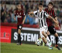 بث مباشر  ميلان ويوفنتوس في الدوري الإيطالي