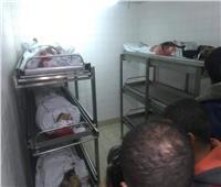 استشهاد 6 فلسطينيين برصاص قوات الاحتلال في غزة