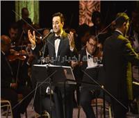 صور| صابر الرباعي يختتم الليلة الحادية عشر من «مهرجان الموسيقى»