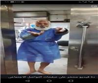 مريض يضرب عن الطعام لتأجيل علاجه.. ومدير مستشفى بنها يوضح السبب