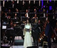 الأوبرا تكرم ماجدة الرومي على المسرح الكبير