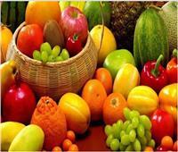 تباين أسعار الفاكهة في سوق العبور.. اليوم