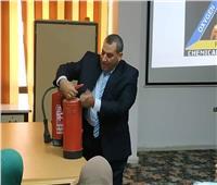 جامعة قناة السويس تستضيف ورش عمل لنشر ثقافة السلامة بين الطلاب