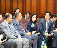 وزارة الآثار تبحث سبل التعاون الأثري مع دولة فيتنام