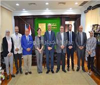 اتفاقية لإنشاء مركز لذوي الاحتياجات الخاصة بجامعة الإسكندرية