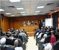 محافظ أسوان يفتتح فعاليات ورشة عمل لتعظيم الاستفادة من زراعة نخيل البلح