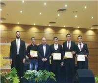 «الشباب المتطوعونبجامعة المنوفية» تفوز بالمركز الثاني