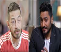 فيديو| أحمد زاهر: تامر حسني طلب يغني في فرحي