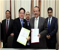 بروتوكول تعاون بين جامعة طنطا وجامعة نانقوه الصينية