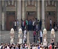 دفاع متهم بأحداث مسجد الفتح: موكلي يعاني من شلل أطفال