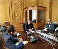 رئيس «السكة الحديد» يشدد على متابعة معدلات تنفيذ مشروعات التطوير