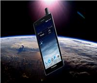 شاهد أول هاتف ذكي في العالم يعمل بالأقمار الصناعية