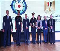 «الفنية العسكرية» تحصد 3 جوائز بمعرض القاهرة الدولي للابتكار