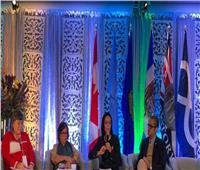 مايا مرسي: القيادة السياسية حريصة على الانتصار لنساء مصر