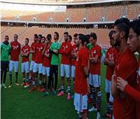 فيديو| فراعنة الأولمبي يكتسحون تونس برباعية وديًا