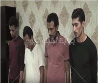 فيديو| ضبط مرتكبي سرقة نصف مليون جنيه من سائق بمدينة نصر