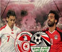 تعرف على القنوات المفتوحة الناقلة لمباراة مصر وتونس