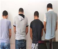 حبس 4 متهمين لسرقه لافتات مرور بالتجمع الأول