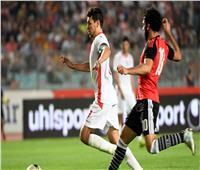 «فيديو»  باهر المحمدي يتقدم لمنتخب مصر بالهدف الثاني في مرمى تونس