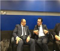 وزير التنمية المحلية يصل المغرب لحضور القمة الثامنة للمدن والحكومات الأفريقية