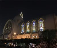 صور  الكاتدرائية المرقسية تستعد لقداس التدشين