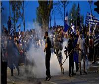 اندلاع اشتباكات بعد مسيرة لإحياء ذكرى انتفاضة الطلبة في اليونان