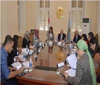 وزيرا الهجرة والتعليم يبحثان ترتيبات مؤتمر «مصر تستطيع»
