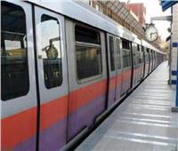 توقف حركة المترو في محطة جامعة القاهرة بسبب «قطار معطل»