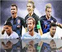 بث مباشر| مباراة إنجلترا وكرواتيا في دوري أمم أوروبا