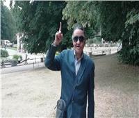 وزير الداخلية الأسبق يؤدي العزاء في الشهيد ساطع النعماني