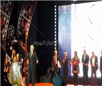 تكريم نادية الجندي وحسين فهمي في ختام المهرجان القومي للسينما