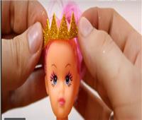 فيديو| «بزجاجة بلاستيكية».. اصنعي لبناتك «عروسة المولد» في المنزل