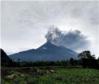 بركان فويجو .. طامة «جواتيمالا» الثائر لخامس مرة هذا العام