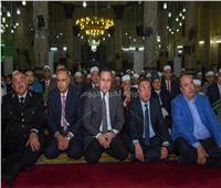 محافظ الإسكندرية يشارك في احتفالية المولد النبوي الشريف