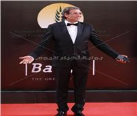 خالد يوسف يصل حفل افتتاح مهرجان القاهرة السينمائي