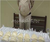 فيديو| سقوط أخطر تاجر مخدرات في عين شمس بحوزته 5 كيلو هيروين