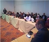 استمرار جلسات المجموعة العربية على هامش مؤتمر التنوع البيولوجي
