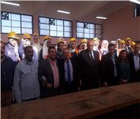 مجاهد: إنشاء تخصص «الطاقة الشمسية» بالمدارس الفنية بأسوان الفترة القادمة