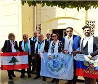 الوفد العربي الروسي يزور متحف وضريح الزعيم جمال عبد الناصر..غدا
