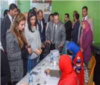 محافظ الإسكندرية يتفقد وحدات «١٠٠ مليون صحة» المتنقلة ويشيد بإقبال المواطنين