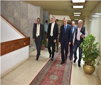 «نور الدين»: تشكيل لجنة لتطوير المخطط الاستراتيجي لأسيوط