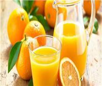 عصير البرتقال مفيد لذاكرة الرجال
