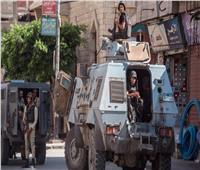 مقتل 12 إرهابيًا في عملية أمنية بالعريش
